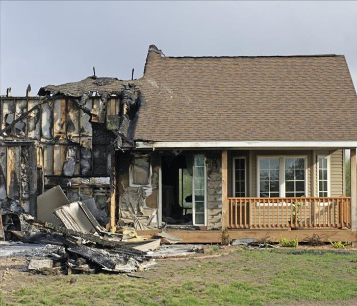 Fire Damage SERVPRO is Your Best Choice When It Comes to Fire Damage Restoration!