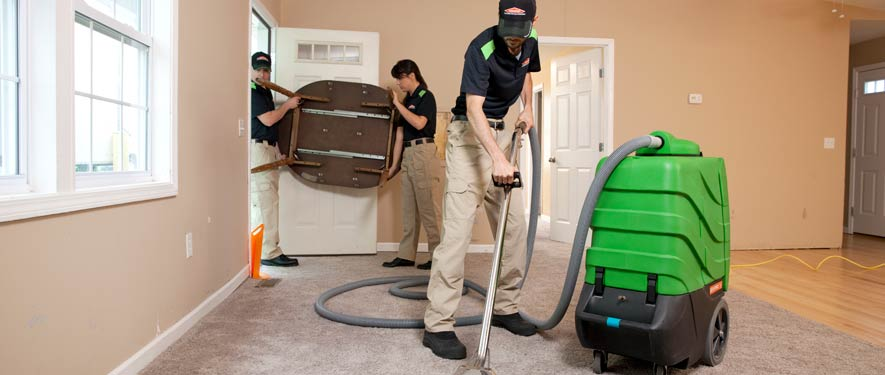 Little Rock, AR residential restoration cleaning